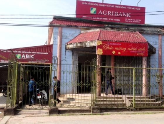 Kẻ cướp ngân hàng ở Thái Bình nhanh chóng sa lưới ảnh 1