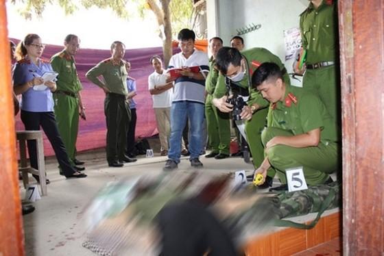Truy lùng nghi phạm sát hại nữ sinh đi bán gà  ảnh 1