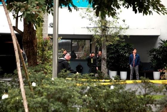 Thắt chặt an ninh ở khách sạn JW Marriott ảnh 1