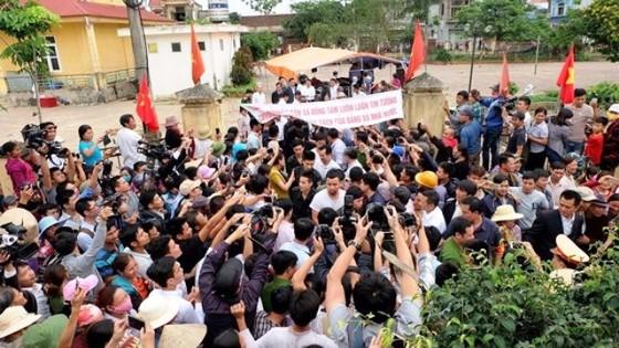 Thanh tra Chính phủ công bố kết quả rà soát Kết luận của Thanh tra Hà Nội về đất Đồng Tâm ảnh 2