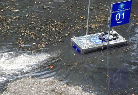 Khởi động công nghệ Nano - Bioreactor Nhật Bản làm sạch sông Tô Lịch ảnh 2