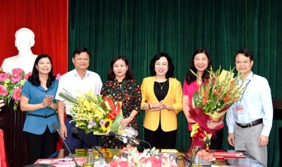 Hà Nội điều động, phân công vị trí mới 2 nữ cán bộ lãnh đạo ảnh 1