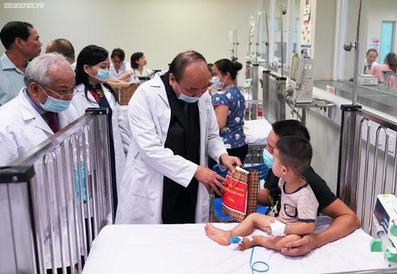 Đưa Bệnh viện Nhi Trung ương sớm trở thành Trung tâm Nhi khoa tiên tiến ở khu vực ảnh 2
