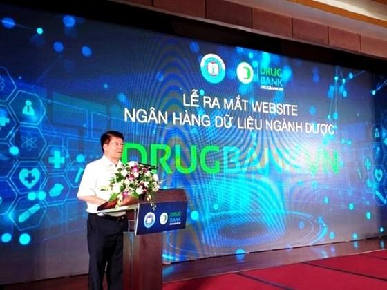 Lần đầu tiên, Việt Nam có ngân hàng dữ liệu hơn 10.000 loại thuốc ảnh 1