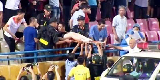 Chủ tịch TP Hà Nội: Không để xảy ra pháo sáng trên sân Hàng Đẫy và Mỹ Đình ảnh 2