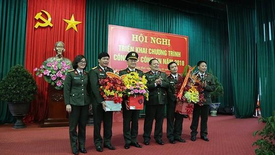 Trung tá Nguyễn Thanh Tuấn làm Phó Giám đốc Công an Thừa Thiên – Huế  ảnh 2