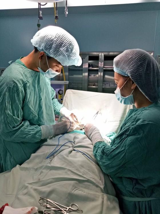 Kịp thời cứu sống bệnh nhân ung thư mô tuyết giáp ảnh 1