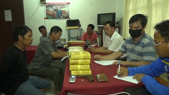 Phá chuyên án ma túy xuyên quốc gia lớn nhất Quảng Trị ảnh 3