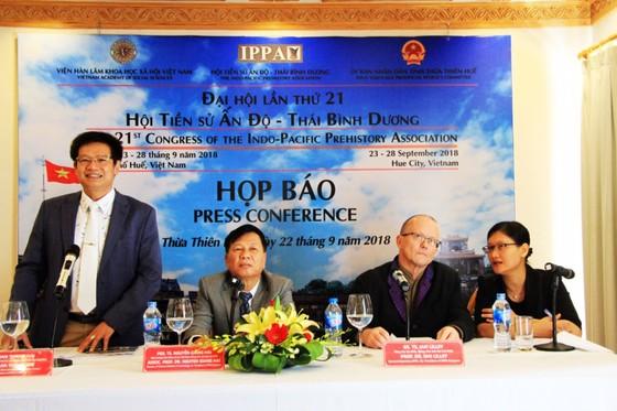 Kết quả khai quật khảo cổ tại Việt Nam gây chấn động thế giới sắp được công bố ở Huế ảnh 1