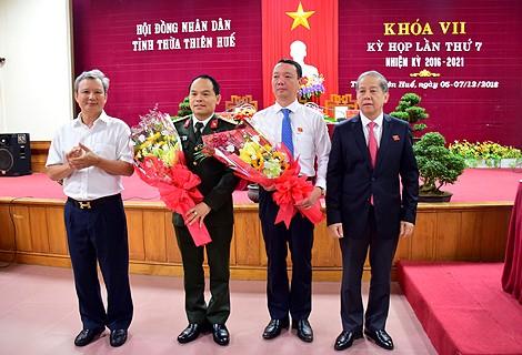 Ông Phan Thiên Định làm Phó Chủ tịch UBND tỉnh Thừa Thiên – Huế ảnh 1