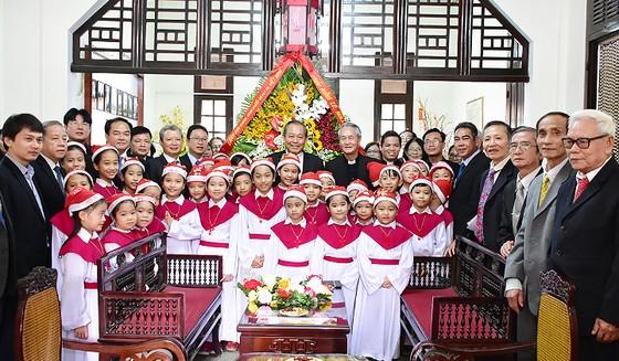Phó Thủ tướng Trương Hòa Bình chúc mừng Giáng sinh tại Thừa Thiên - Huế ảnh 2