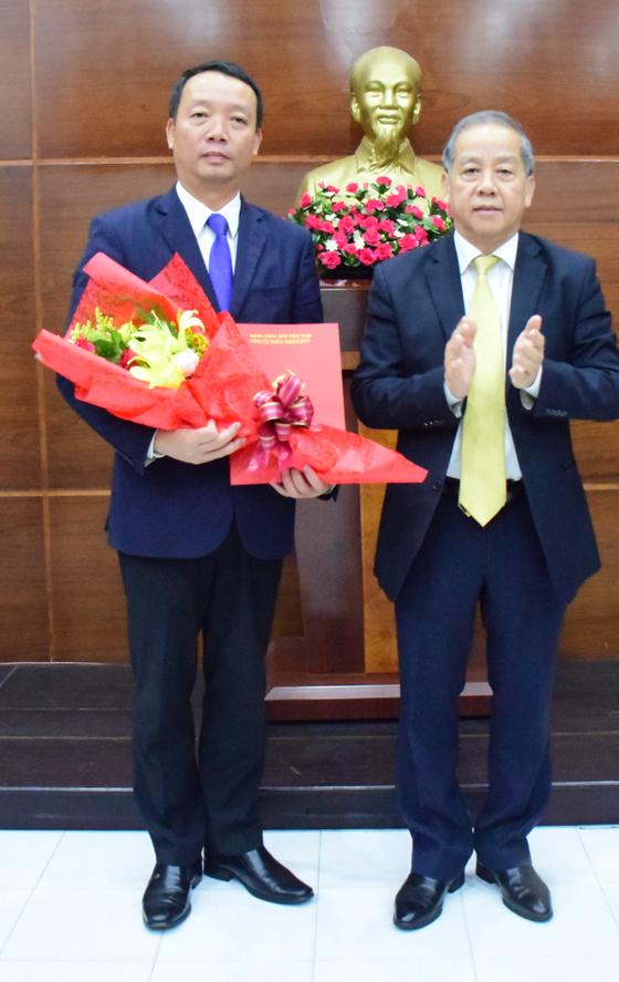 Ông Phan Thiên Định nhận quyết định làm Phó Chủ tịch UBND tỉnh Thừa Thiên – Huế ảnh 1