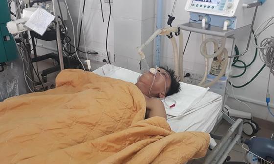 Bệnh viện Đa khoa Quảng Trị dùng 5 lít bia chữa ngộ độc rượu cho bệnh nhân 48 tuổi ảnh 1