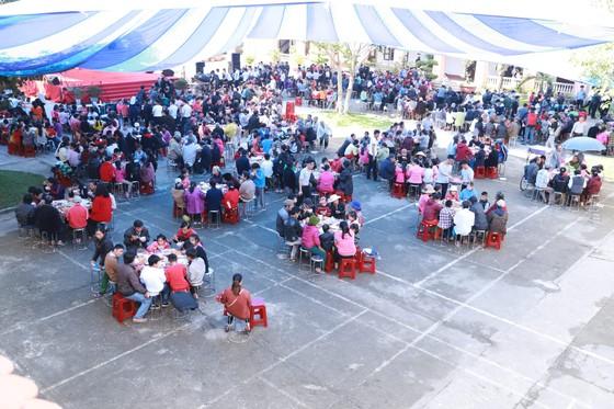Chương trình Xuân yêu thương tặng quà cho 600 người nghèo, khuyết tật ảnh 4