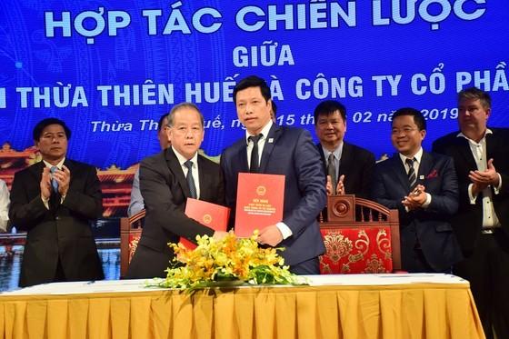 Thừa Thiên – Huế ký kết hợp tác chiến lược cùng lúc với 3 doanh nghiệp ảnh 3