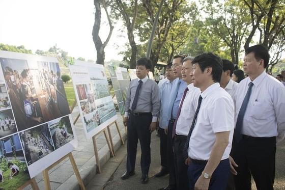 Giới thiệu biển đảo quê hương tại Quảng trường Ngọ Môn ảnh 4