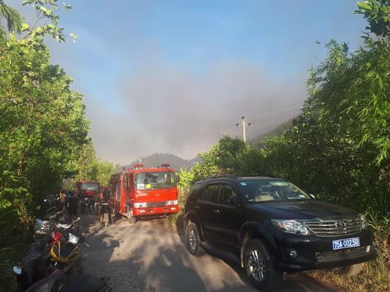 Cháy rừng tại Thừa Thiên – Huế uy hiếp đường dây 500KV ảnh 3