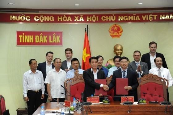 Xây dựng tổ hợp nông nghiệp công nghệ cao 1.500 tỷ đồng ở Đắk Lắk ảnh 1