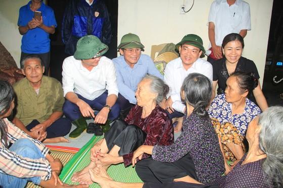 Lốc xoáy làm tốc mái 13 nhà dân ở Hà Tĩnh ảnh 1