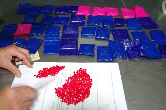 Vận chuyển 8.000 viên ma túy tổng hợp lãnh án tù chung thân ảnh 5