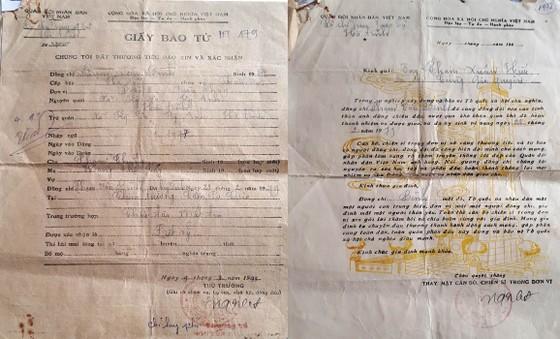 Trở về nhà sau 25 năm có giấy báo tử  ảnh 1