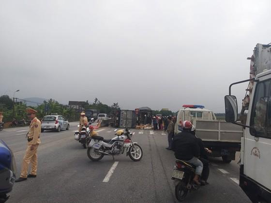 Tai nạn giao thông liên hoàn trên quốc lộ 1A ở Hà Tĩnh ảnh 5
