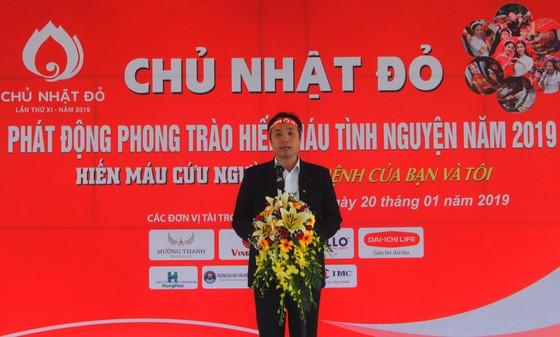 Hàng ngàn người tham gia hiến máu tình nguyện ở Hà Tĩnh ảnh 1
