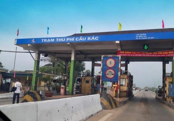 Sáng nay đã tạm dừng thu phí trạm Cầu Rác trên quốc lộ 1A ở Hà Tĩnh ảnh 1