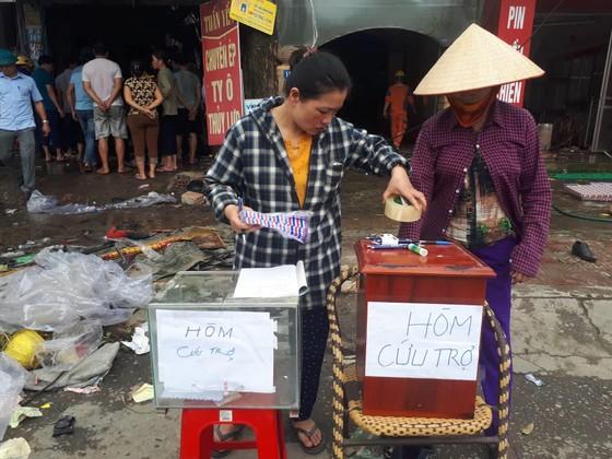 Cháy lớn tại Hà Tĩnh, nhiều nhà dân cùng tài sản bị thiêu rụi   ảnh 4