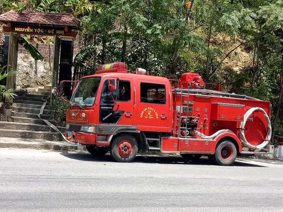 Lại xảy ra cháy rừng tại Hà Tĩnh ảnh 4
