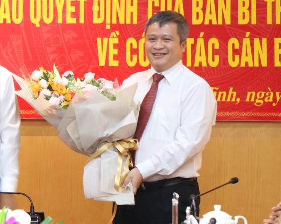 Đồng chí Trần Tiến Hưng giữ chức Phó Bí thư Tỉnh ủy Hà Tĩnh ảnh 1