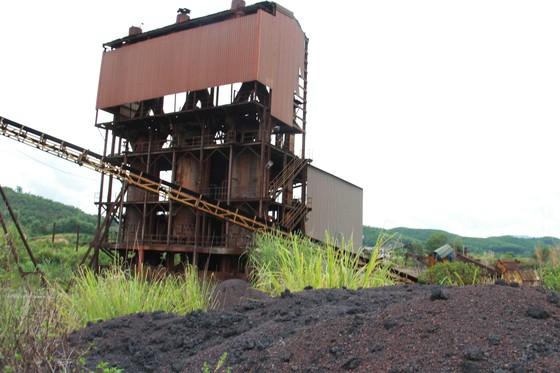 Hà Tĩnh đóng cửa mỏ khoáng sản sắt ảnh 1