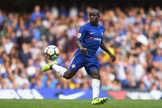 N'Golo Kante tiếp tục truyền cảm hứng trong thành công của Chelsea. Ảnh: Getty Images