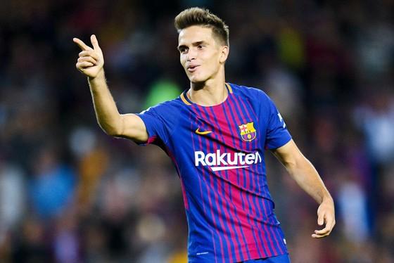 """Denis Suarez """"lột xác"""" ấn tượng dưới triều đại HLV Ernesto Valverde. Ảnh: Getty Images."""