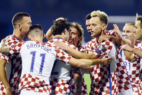 Croatia đã tiến rất gần đến VCK World Cup 2018. Ảnh: Getty Images