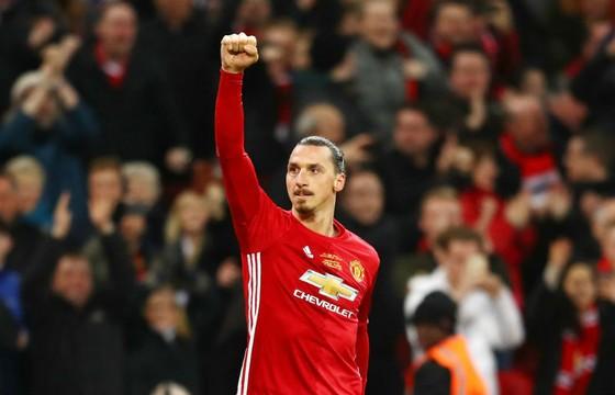 Zlatan Ibrahimovic đang rất quyết tâm trước ngày trở lại. Ảnh: Getty Images