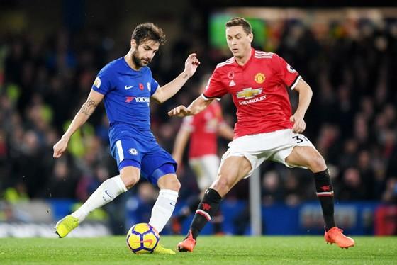 Nemanja Matic (phải) là cầu thủ ổn định nhất của Man.United. Ảnh: Getty Images