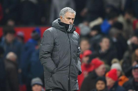 HLV Jose Mourinho đang hạnh phúc trở lại ở Man.United? Ảnh: Getty Images