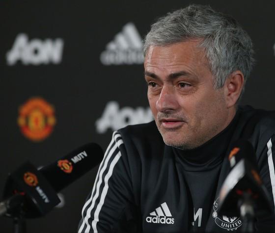 HLV Jose Mourinho đã chính thức cam kết tương lại với Man.United. Ảnh: Getty Images