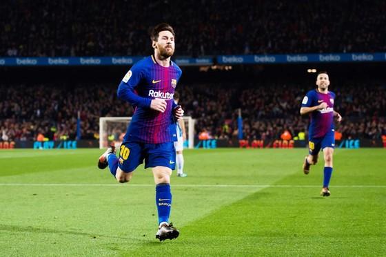 Messi không có vấn đề về chuyện xoay tua của HLV Valverde. Ảnh: Getty Images