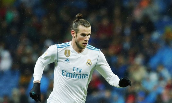 Thái độ của Bale đang khiến cho phòng thay đồ Real không vui. Ảnh: Getty Images.
