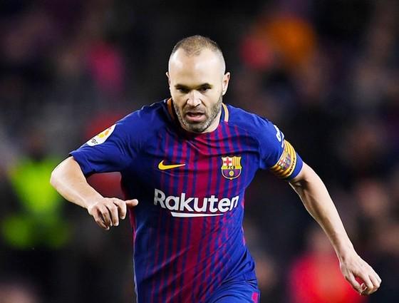 Barca sẽ đợi Iniesta đến tận phút cuối. Ảnh: Getty Images.