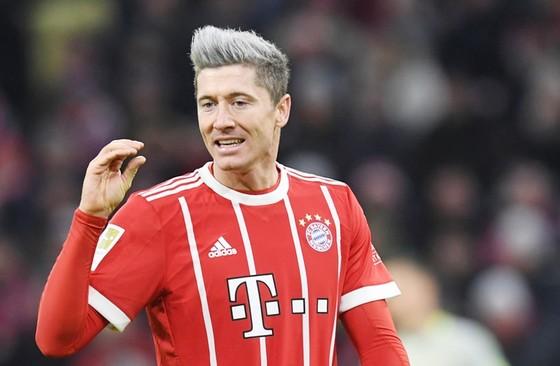 Real được cho là đạt được thỏa thuận với Lewandowski. Ảnh: Getty Images