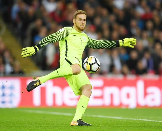 Liverpool sẵn sàng giải phóng hợp đồng của Jan Oblak. Ảnh: Getty Images