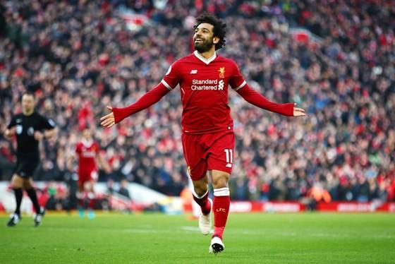 Salah được cho là nằm trong danh sách tái thiết của Real ở mùa tới. Ảnh: Getty Images