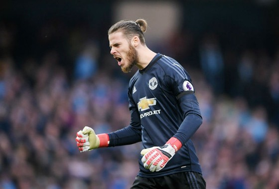 David de Gea càng xuất sắc, Man.United càng lo lắng. Ảnh: Getty Images