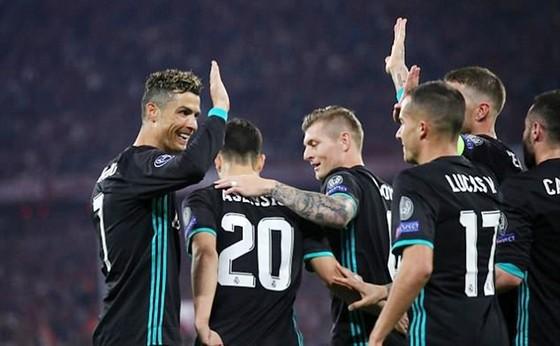 Liệu Ronaldo có tệ như đã nghĩ trước Bayern? ảnh 1