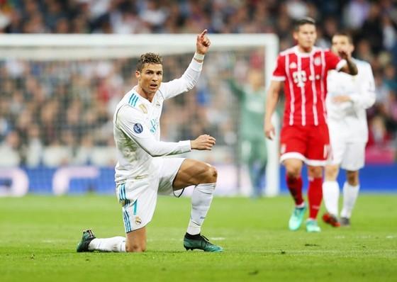 Ronaldo đã có trận đấu tốt trên một vai trò khác. Ảnh: Getty Images
