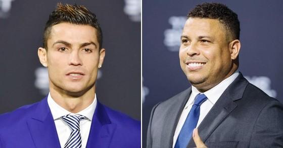 """Theo Mourinho, Ronaldo """"béo"""" là cầu thủ có tên Ronaldo xuất sắc nhất. Ảnh Mirror."""