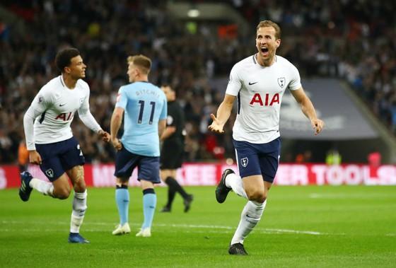 Harry Kane tiếp tục tỏa sáng giúp Tottenham hoàn thành nhiệm vụ. Ảnh: Getty Images